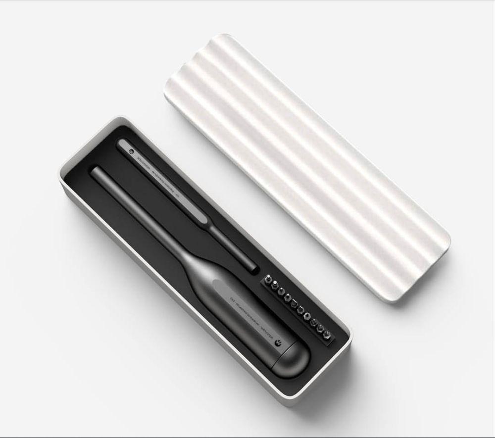 """Τιμή εδάφους! Δύο κατσαβίδια Xiaomi Mijia Combo σε τιμή """"Κανείς"""" !!! τιμή;;; 12 ευρώ!"""