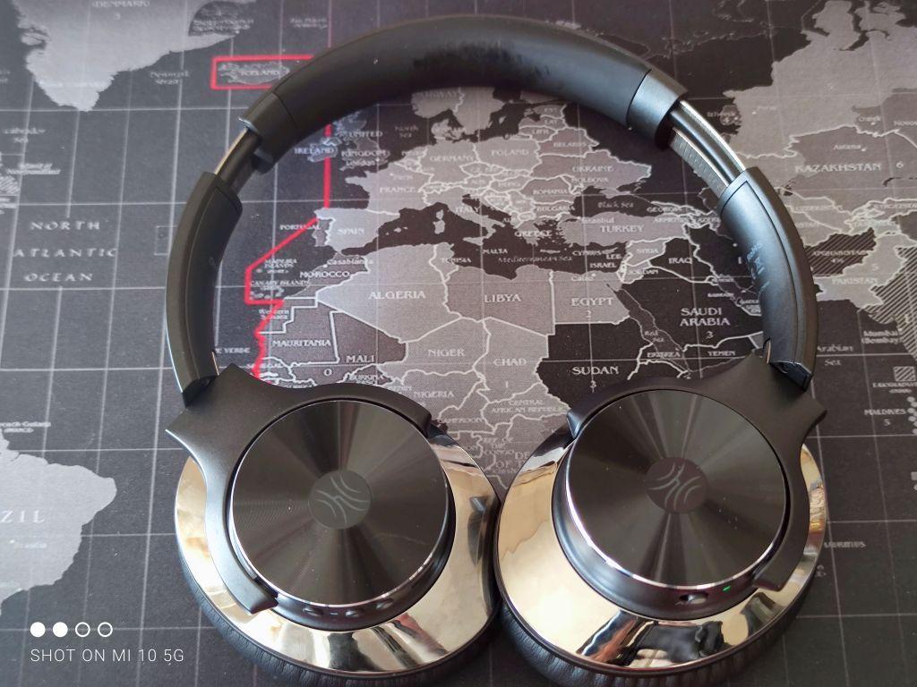OneOdio A10 - Σας παρουσιάζουμε τα ασύρματα/ενσύρματα ακουστικά με φοβερό ANC σε ειδική προσφορά!
