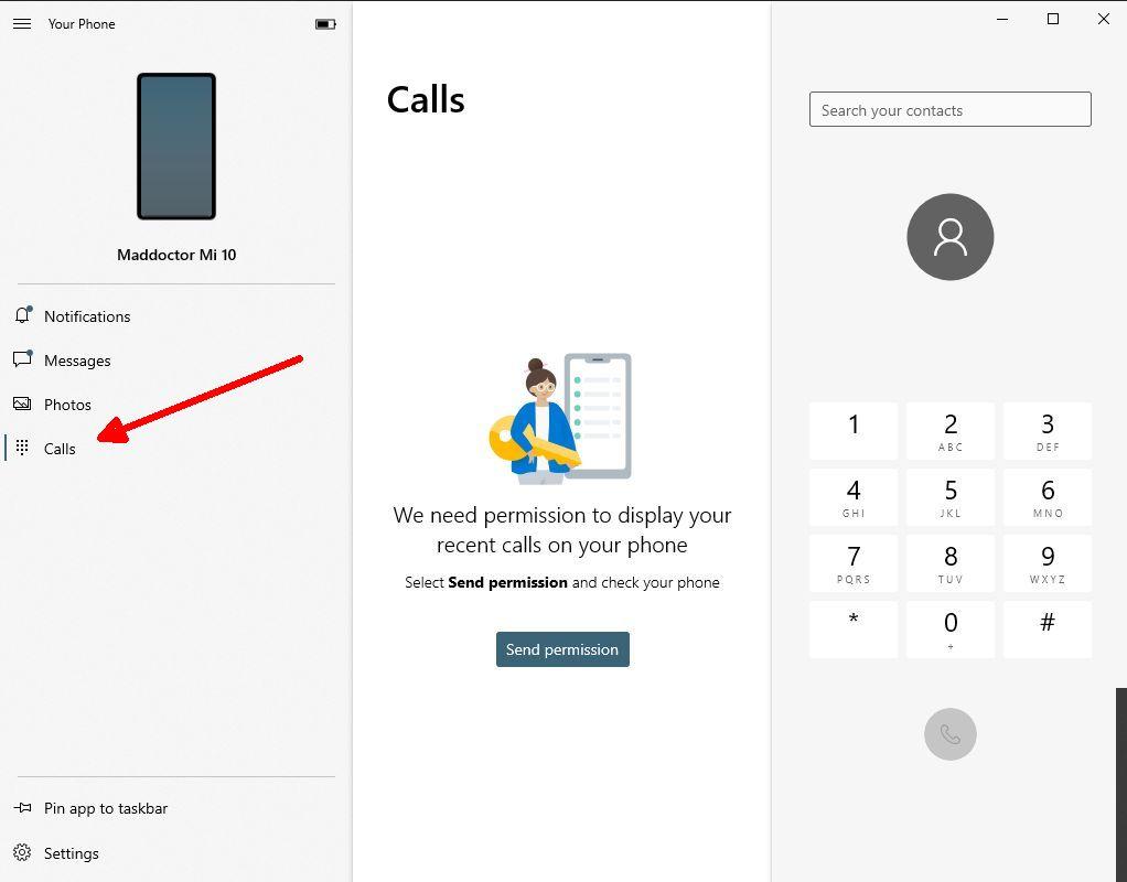 Δείτε πως θα κάνετε κλήσεις μέσα από τα Windows 10!