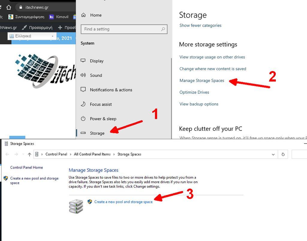 Η Microsoft επανασχεδιάζει μια άλλη δυνατότητα του Control Panel στα Windows 10!